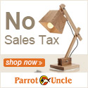 No Sales Tax from ParrotUncle