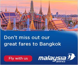 Getaway to Bangkok [300x250]