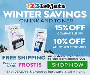 123inkjets.com - Printer Ink, Toner, & More!