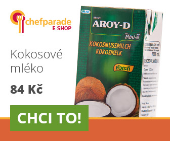 kokosove mleko chefshop.cz