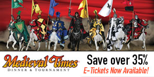 Medieval Times Dinner Show - Save Over 35%!