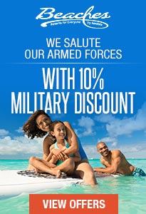 Military Servicemen Savings At Sandals Resorts