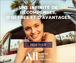 AccorHotels  3 nights for price of  2
