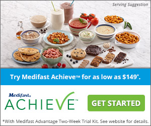 Medifast Diet - lose the weight