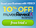 muvee Reveal 11 Business coupon code