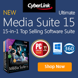 CyberLink Media Suite 10 Store Page