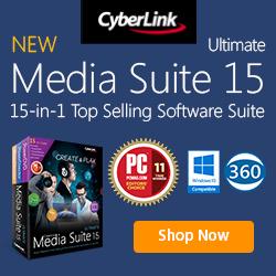 AUZ - CyberLink Media Suite 8