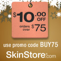 Get $20 off $125 at SkinStore.Use promo code GET20