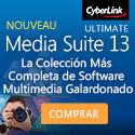 CA - CyberLink Media Suite 9