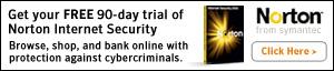 Norton Internet Security 2010 Free Trial