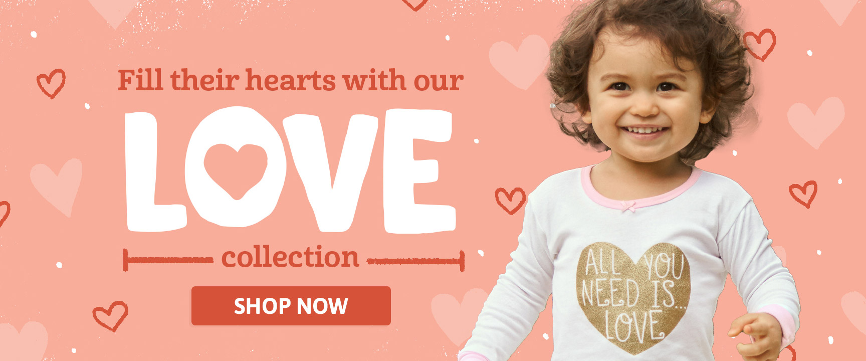 Gerber Childrenswear Ombre Collection