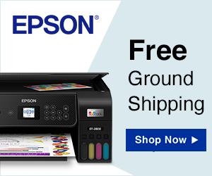 Epson Coupon