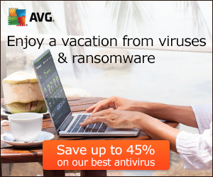 AVG Summer Sale