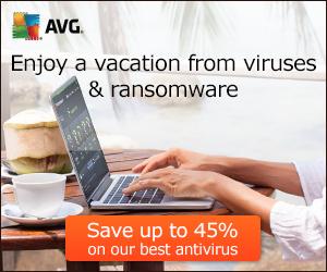 AVG Summer Sale