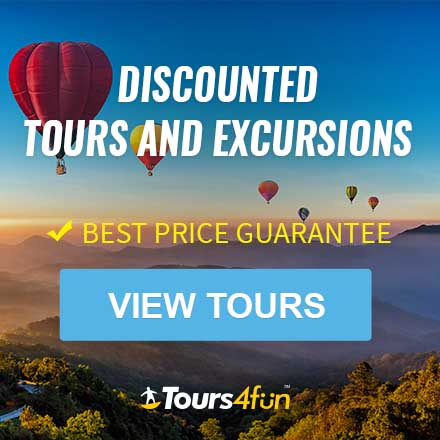 Discounted Tours and Excursions for Travel