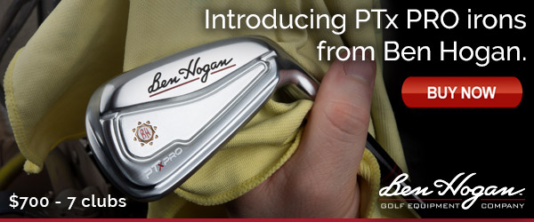 Get the New PTx PRO Irons Now!