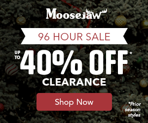 96 Hour Sale: Up to 40% off Clearance