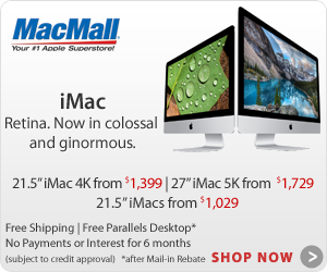 iMac. The ultimate all-in-one. Turbocharged.