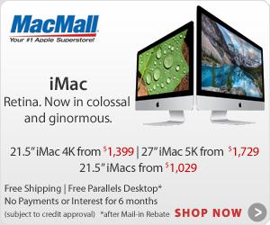 Buy a Mac, Get a FREE Olympus 10MP Camera