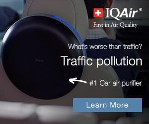 IQAir purifier for you car