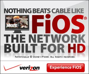 Verizon FiOS TV