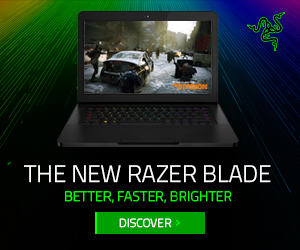 The New Razer Blade