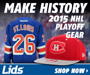 NHL Stanley Cup Playoffs 2015, Make History