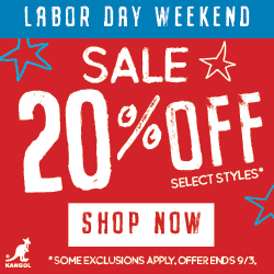Shop Our Labor Day Weekend Sale