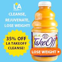 35% Off LA TakeOff Juice Cleanse!