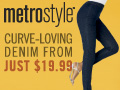 shop metrostyle denim today!
