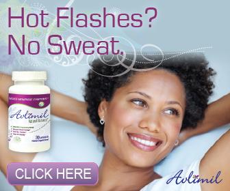 Avlimil Natural Balance Menopause Supplement