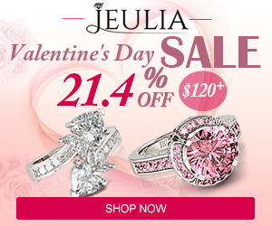 Valentine's Day Sale, 21.4% Off Sitewide Coupon