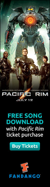 Free song download with The Avengers tickets