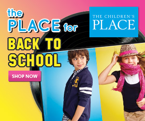 The Children's Place Labor Day Extravaganza