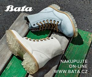 Nová obuv v internetovém obchodě Baťa