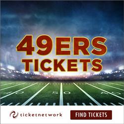 San Fran 49ers Tickets