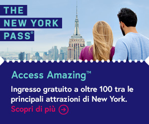 New York pass super sconti