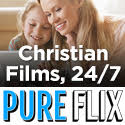 PureFlix family-friendly & faith-based video-streaming