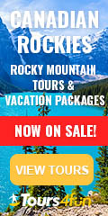 Affordable Rocky Mountains Vacation Packages!