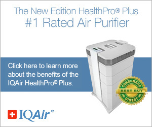 The New Edition HeathPro Plus - #1 Rated Air Purifier- IQAir.com