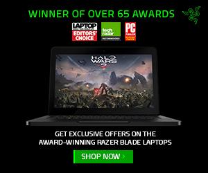 Razer Blade laptops