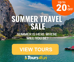 Save on Your Summer Fun: Tours up to 15% off!