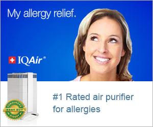 IQAir New allergies?