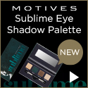 Motives Cosmetics - New Sublime Eye Shadow Palette