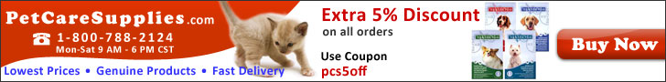 Pet Care Supplies Banner