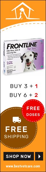 Get Free Doses of Frontline Top Spot For Dogs Online