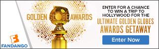Fandango - Golden Globes Sweepstakes