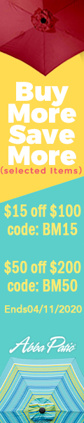 Buy More Save More! Selected Items $15 Off $100 with Code BM15! $50 Off $200 with Code BM50! Ends 04