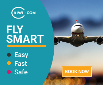 Kiwi.com - Book Cheap Flights!