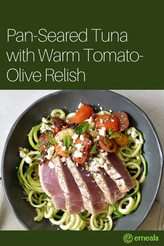 Low-Carb Tuna Recipe